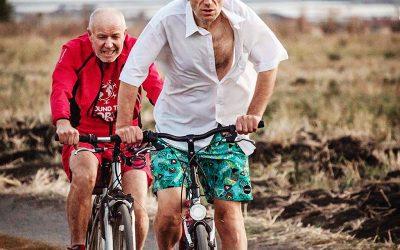 Temptation to Age: Old, or Older?
